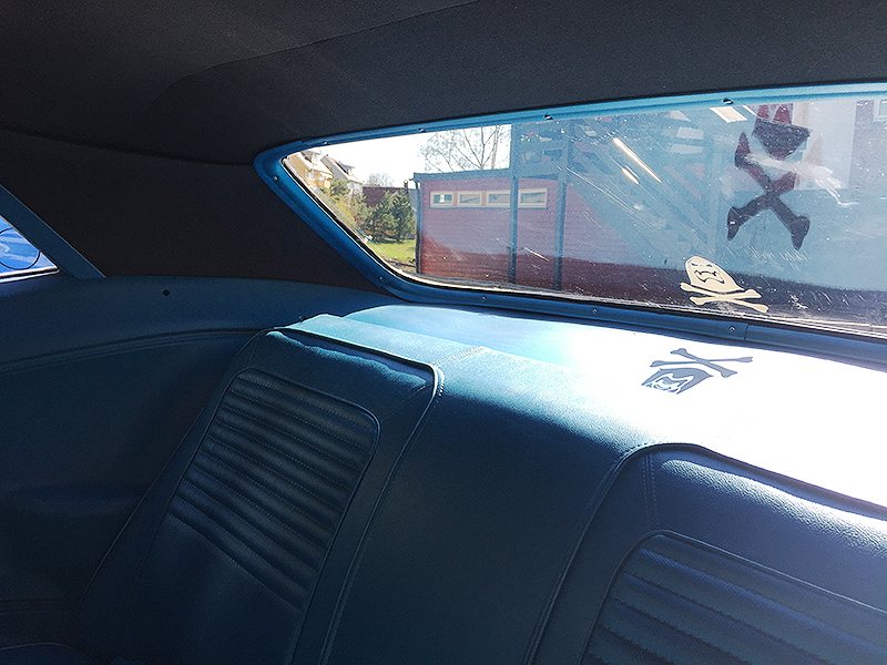 Glass Window Roller Hardware Door Cuda 73-74 Challenger E-Body Mopar 2 Sides